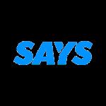 SAYS_Logo